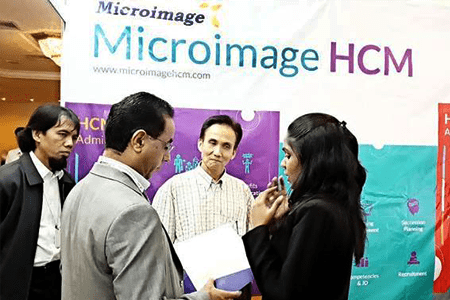 Microimage HCM showcases path breaking technologies at the Asia HRD Congress 2014 in Malaysia