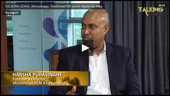 TALKING EDGE: Microimage HCM: Traditional HR Meets Digital