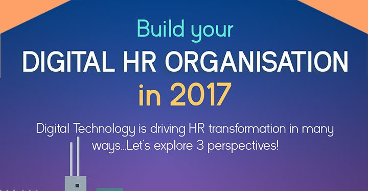 Build your Digital HR Organisation in 2017