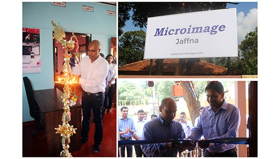 Microimage HCM opens a new R&D Centre in Jaffna