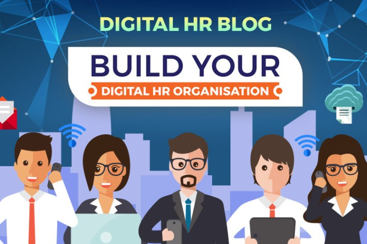 Build your Digital HR Organization