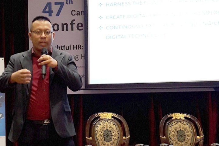 Microimage HCM Cloud gains strong foothold at Cambodia HR Conference