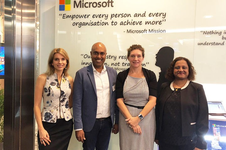 Microimage HCM to share Digital HR vision in the newly opened industry zone at APAC Microsoft Technology Center