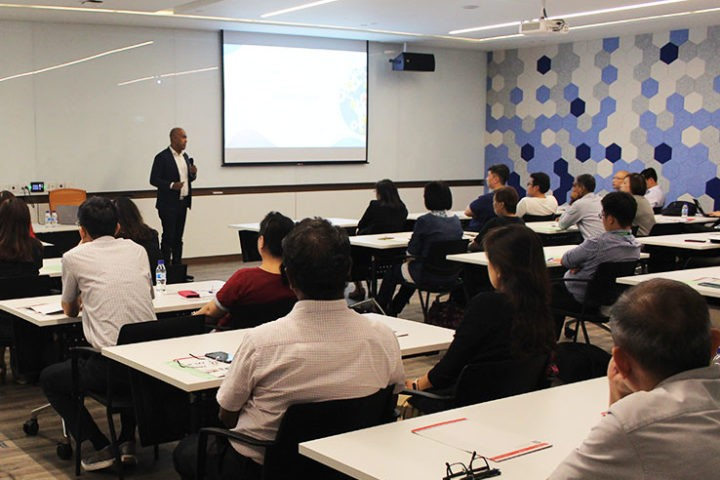 Microimage HCM Shares Digital HR Transformation Roadmap with Singapore Process Industry Members