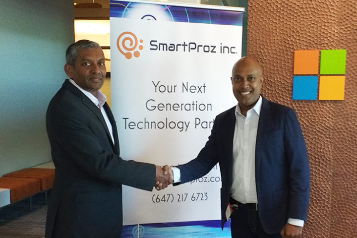 Microimage HCM Cloud appoints SmartProz as the first Canadian Channel Partner