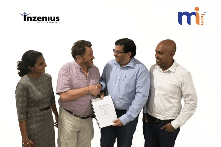 Inzenius Australia and New Zealand partners with Microimage HCM to extend their Payroll solution with a full cloud based  HR product offering